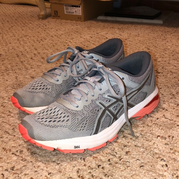 5df70f3a6c70a Asics Shoes - ASICS GT-1000 6 Womens Running Shoes - SIZE 8 1/